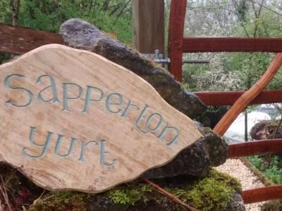 Sapperton sign (2)