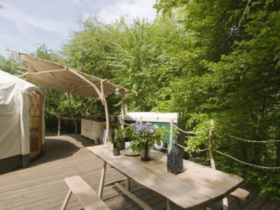 YURT DECK KITCHEN W-S 2